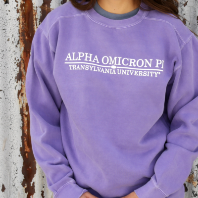 Alpha Omicron Pi apparel, accessories, and more on FindGreek